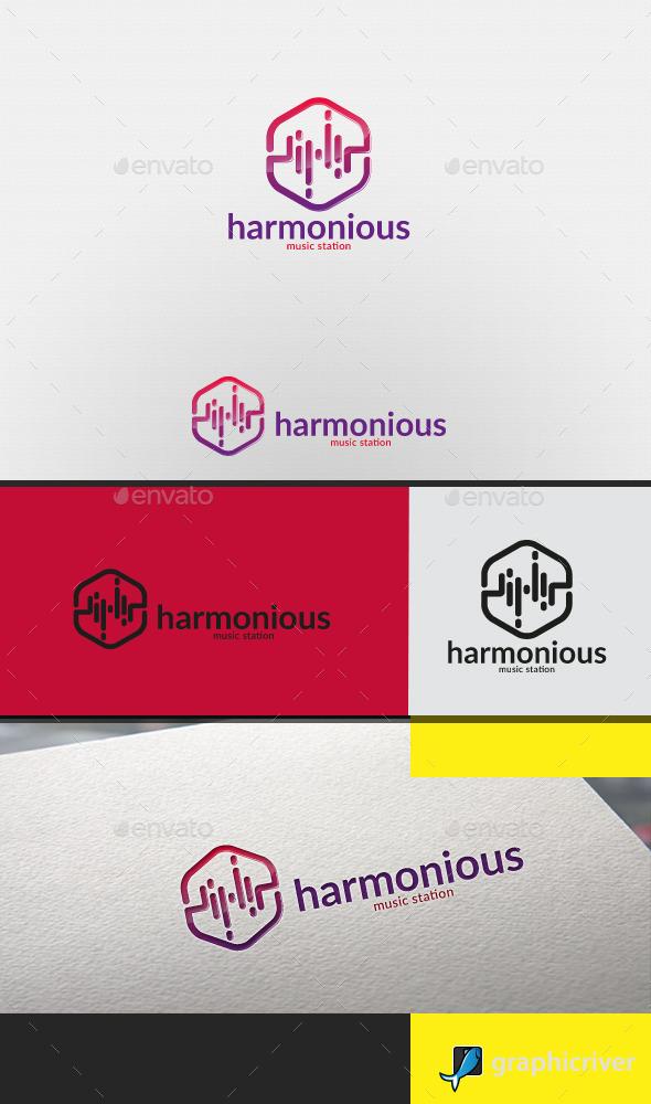 GraphicRiver Harmonious 10972136