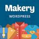 Makery - Marketplace WordPress Theme - ThemeForest Item for Sale