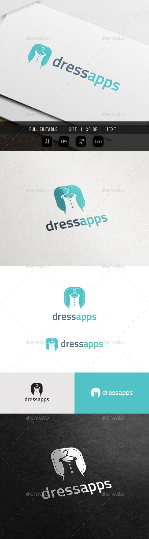 GraphicRiver Dress App Fashion Boutique e-Commerce 10972445