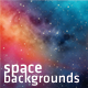 Space Background - GraphicRiver Item for Sale
