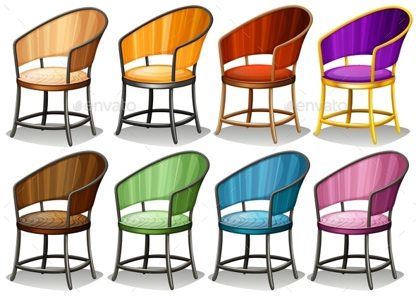 GraphicRiver Chairs 10973044