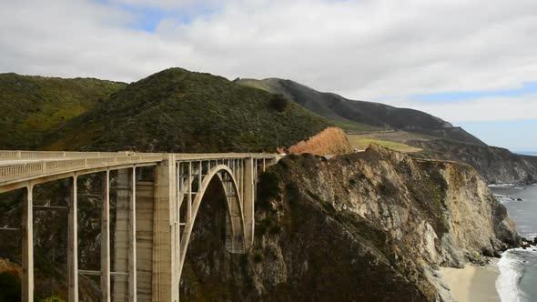 VideoHive Bixby Creek Bridge Big Sur California 3 10973795