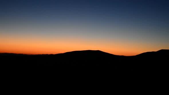 Sunset In The Mojave Desert 2