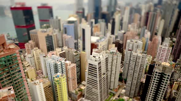 VideoHive Hong Kong Skyline And Victoria Harbour Hong Kong 1 10974092