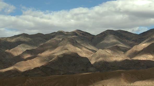 Desert Mountains & Clouds 1