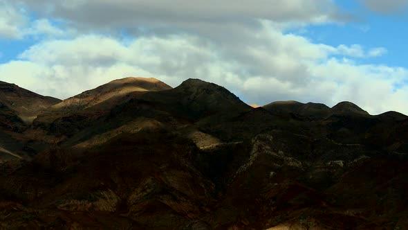 Desert Mountains & Clouds 2