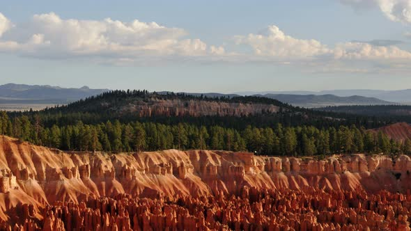 Clouds Passing Over Bryce Canyon 8