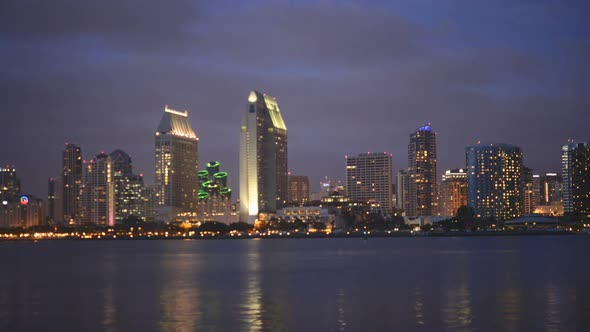 San Diego Bay And City 2