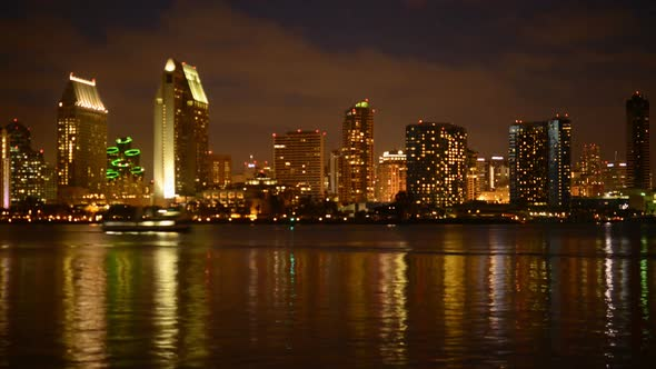 San Diego Bay And City 3