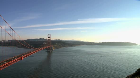 VideoHive The Golden Gate Bridge San Francisco 1 10975128