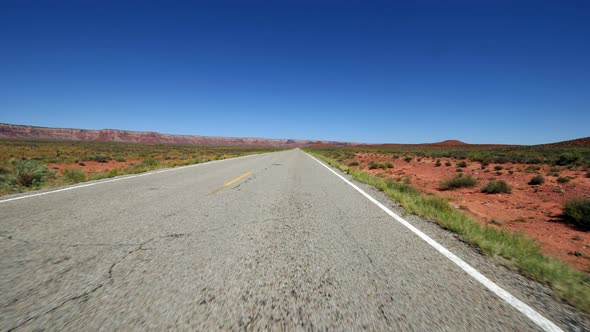 VideoHive Driving In Navajo Nation 10975338