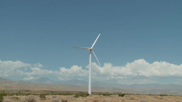 Power Windmills Green Energy Clip 5