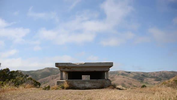 VideoHive World War 2 Bunker In San Fran 1 10976128