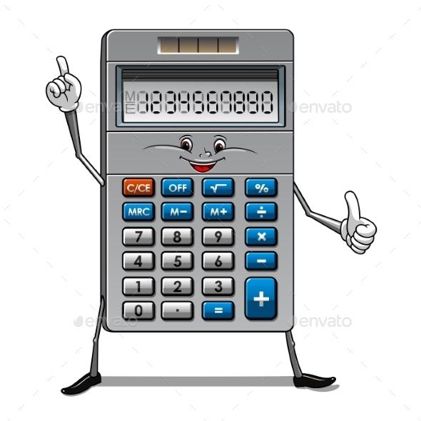 GraphicRiver Calculator 10976435