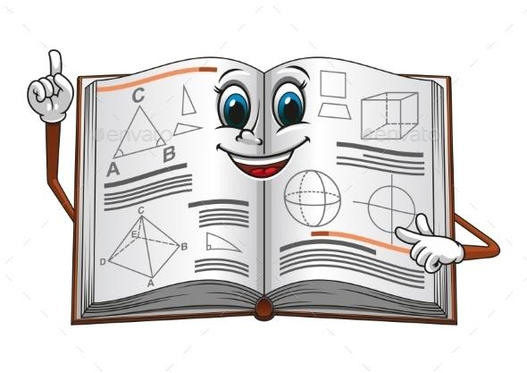 GraphicRiver Textbook 10976622