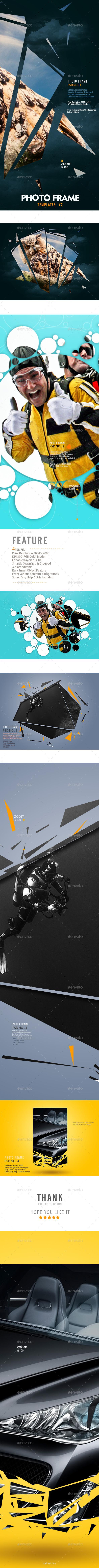 GraphicRiver Photo Frame Template v2 10976907
