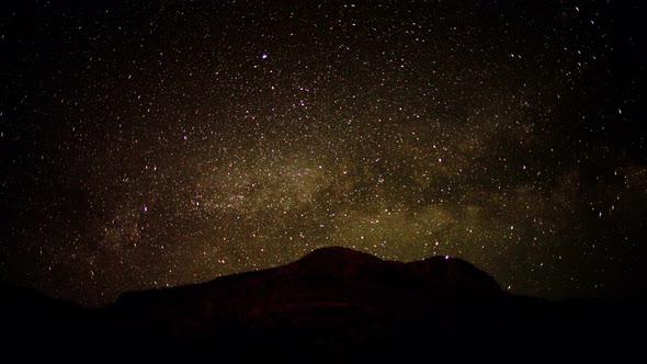 VideoHive Stars In The Mojave Desert 10976938