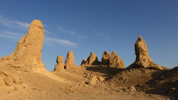 The Tronas Pinnacles