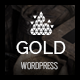 Gold | Creative Wordpress Theme - ThemeForest Item for Sale