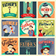Father's Day Cards - GraphicRiver Item for Sale