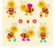 Funny Bees Toilers - AudioJungle Item for Sale