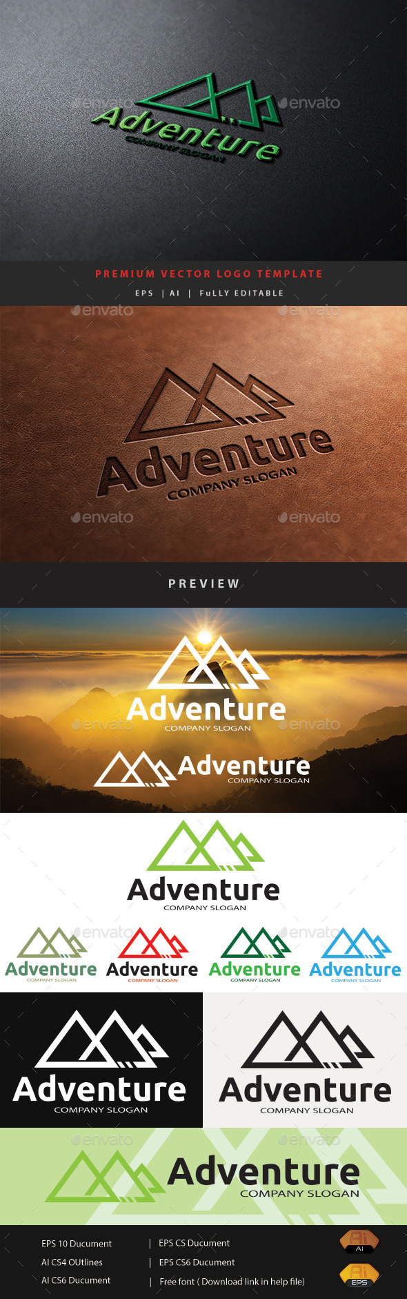 GraphicRiver Adventure 10978921