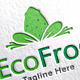 Eco Frog Logo Template - GraphicRiver Item for Sale