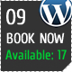 WP Booking Calendar - CodeCanyon Item for Sale