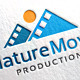 Nature Movie Logo Template - GraphicRiver Item for Sale
