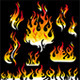 Fire Elements  - GraphicRiver Item for Sale