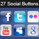 27 Social Buttons for Flash - ActiveDen Item for Sale