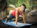 Plank pose - PhotoDune Item for Sale