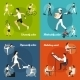 Physical Activity Set - GraphicRiver Item for Sale