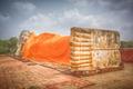 Reclining Buddha in Wat Lokayasutharam - PhotoDune Item for Sale
