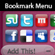 Social Sharing Menu for Flash - ActiveDen Item for Sale