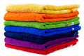 Colorful towels, cotton terry - PhotoDune Item for Sale