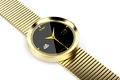 Gold smart watch - PhotoDune Item for Sale
