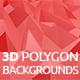 3D Polygon Backgrounds V2 - GraphicRiver Item for Sale