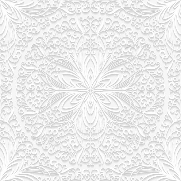 GraphicRiver Seamless Floral Pattern 10983471