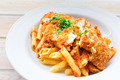 Penne in tomato sauce - PhotoDune Item for Sale
