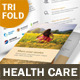 Health Care Trifold Brochure - GraphicRiver Item for Sale