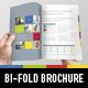 Strategic Bi-Fold Brochure - GraphicRiver Item for Sale