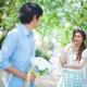 Man ready to give flowers to girlfriend - PhotoDune Item for Sale