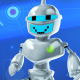 Flying Robot - VideoHive Item for Sale