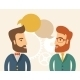 Two Professional Young Men - GraphicRiver Item for Sale