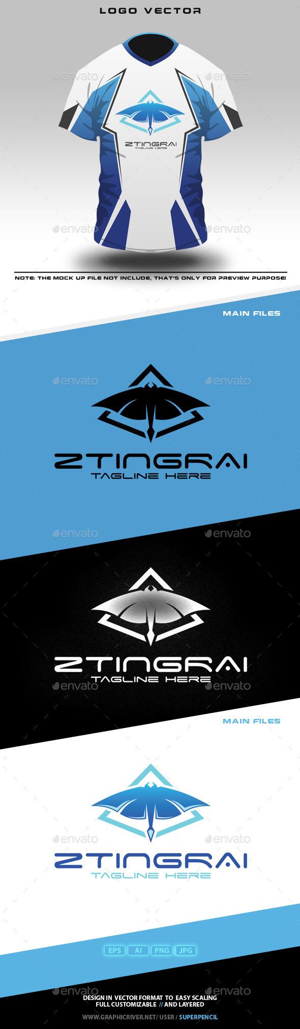 GraphicRiver ztingrai logo 10985336