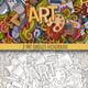 2 Art Doodles Backgrounds - GraphicRiver Item for Sale
