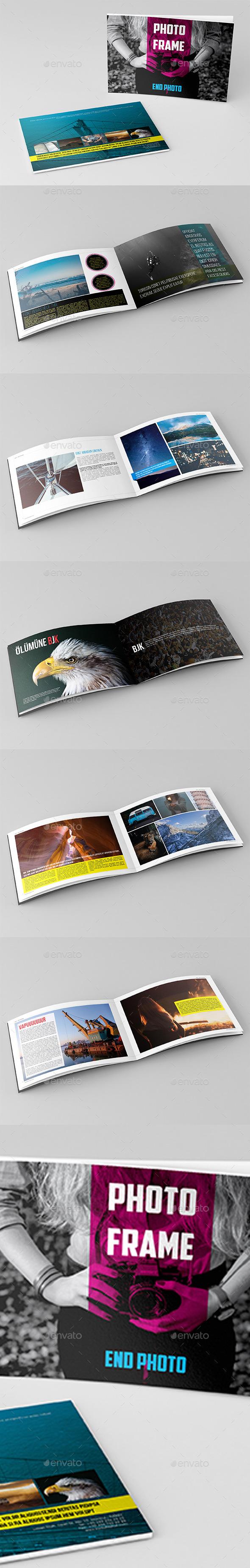 GraphicRiver Photo Catalog Template 10985880