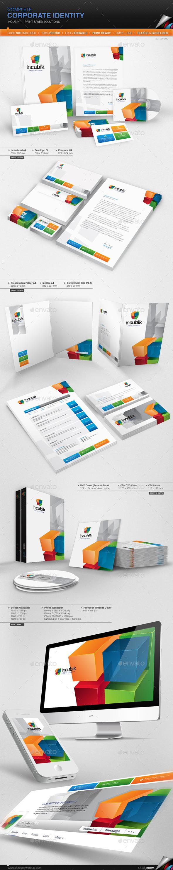 GraphicRiver Corporate Identity Incubik 10986443