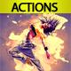Color Splash Photoshop Actions - GraphicRiver Item for Sale